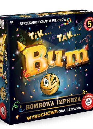 Zdjęcie Tik Tak Bum Bombowa impreza gra - producenta PIATNIK