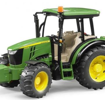Zdjęcie Traktor John Deere 5115M Bruder 02106 - producenta BRUDER