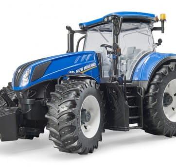 Zdjęcie Traktor New Holland T7.315 Bruder 03120 - producenta BRUDER