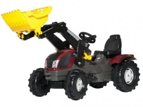 Zdjęcie Traktor Valtra z łyżką - Rolly Toys - producenta ROLLY TOYS