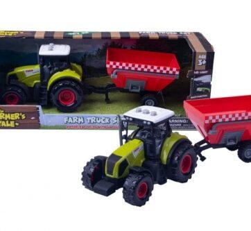 Zdjęcie Traktor rolniczy z przyczepką - producenta NORIMPEX