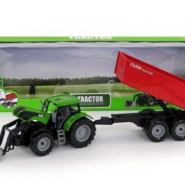 Zdjęcie Traktor z napędem - Adar - producenta ADAR