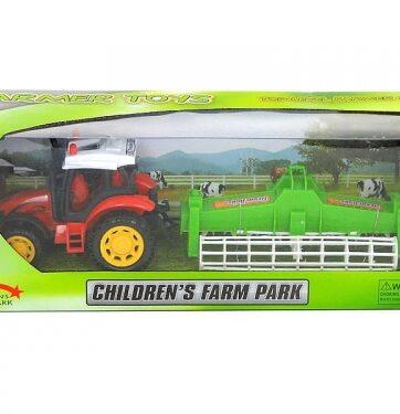 Zdjęcie Traktor z napędem z maszyną - producenta ADAR