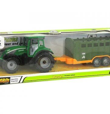 Zdjęcie Traktor z napędem z przyczepa - Adar - producenta ADAR