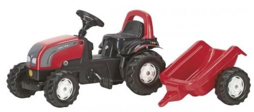 Zdjęcie Traktor z przyczepą Rolly Kid Valtra - Rolly Toys - producenta ROLLY TOYS