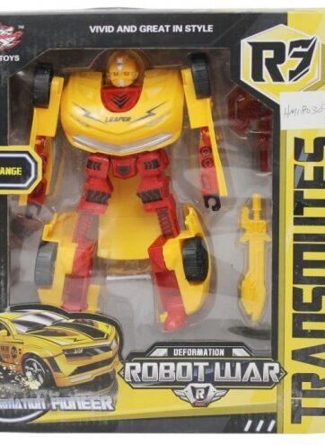Zdjęcie Transformer - Auto zmieniające się w robota z bronią - producenta NORIMPEX