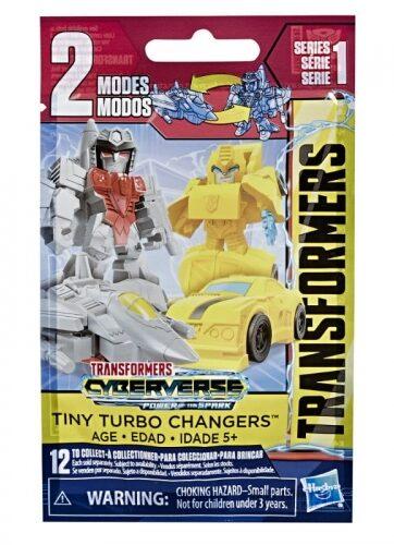 Zdjęcie Transformers Figurki CYBERVERSE Tiny Turbo Changers HASBRO - producenta HASBRO