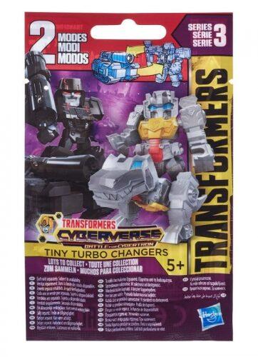 Zdjęcie Transformers Figurki Cyberverse Tiny Turbo Changers - producenta HASBRO