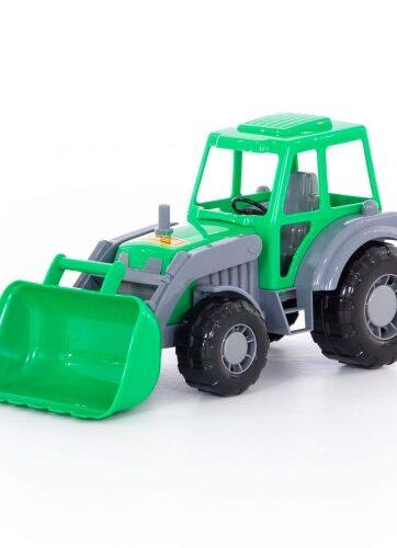 Zdjęcie Wader-Polesie traktor ładowarka Ałtaj - producenta POLESIE