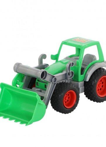 Zdjęcie Wader-Polesie traktor ładowarka - producenta POLESIE