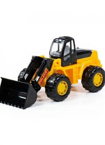 Zdjęcie Wader-Polesie traktor z ładowarką - producenta POLESIE