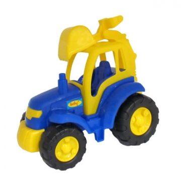 Zdjęcie Wader-Polesie traktor z łopatą Mistrz - producenta POLESIE