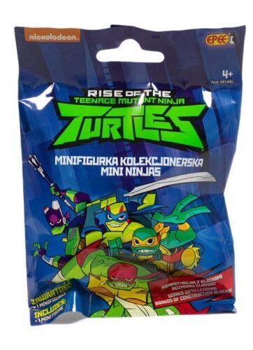 Zdjęcie Wojownicze Żółwie Ninja Mini Figurka niespodzianka