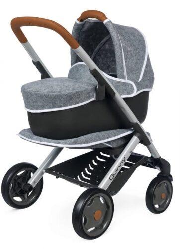 Zdjęcie Wózek 3w1 Maxi Cosi filcowy - Smoby - producenta SMOBY