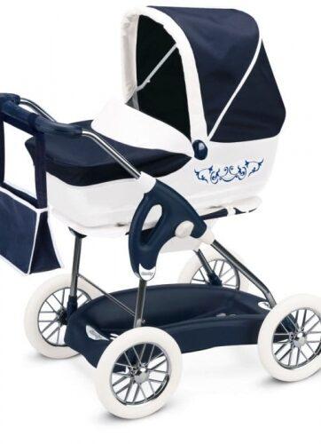 Zdjęcie Wózek dla lalek 3w1 Ingiesina - Smoby - producenta SMOBY