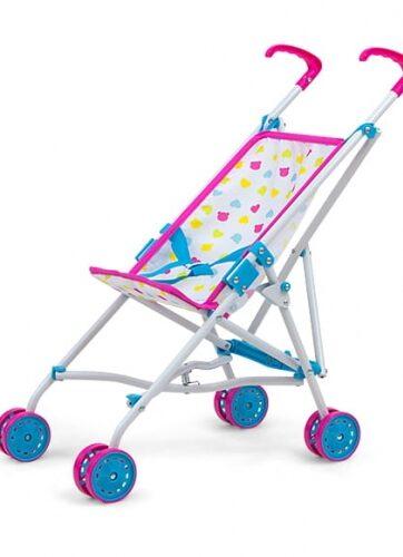 Zdjęcie Wózek dla lalek Julia Candy - Milly Mally - producenta MILLY MALLY
