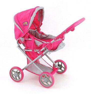 Zdjęcie Wózek dla lalek głęboki różowy Adar - producenta ADAR