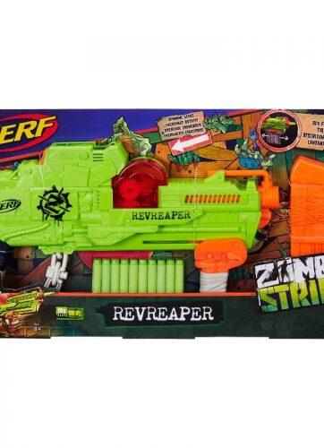 Zdjęcie Wyrzutnia NERF Zombie Revreaper E0311 - producenta HASBRO