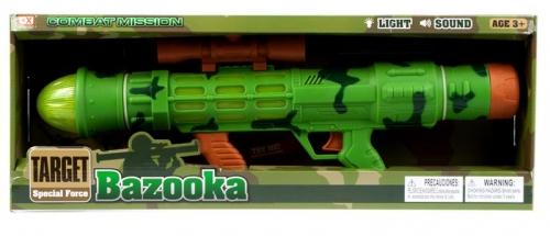 Zdjęcie Wyrzutnia rakiet Bazooka - producenta EURO-TRADE