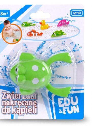 Zdjęcie Zabawka do wody - zielona żabka - Edu&Fun - producenta ARTYK