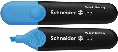 Zdjęcie Zakreślacz SCHNEIDER Job 1-5 mm niebieski - producenta PBS CONNECT