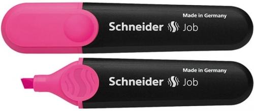 Zdjęcie Zakreślacz SCHNEIDER Job 1-5 mm różowy - producenta PBS CONNECT