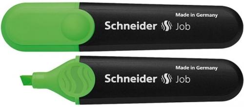 Zdjęcie Zakreślacz SCHNEIDER Job 1-5 mm zielony - producenta PBS CONNECT