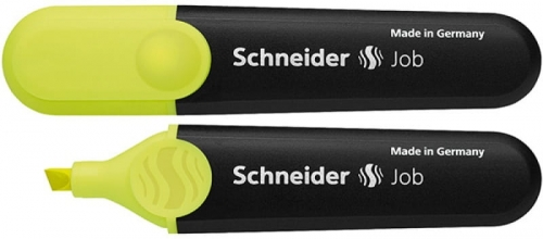 Zdjęcie Zakreślacz SCHNEIDER Job 1-5 mm żółty - producenta PBS CONNECT