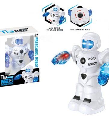 Zdjęcie Zdalnie sterowany robot - producenta NORIMPEX