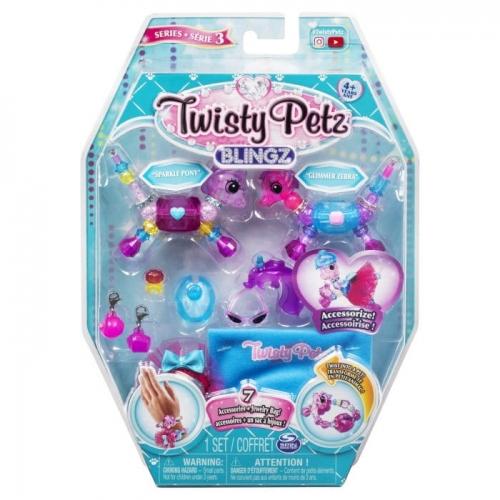 Zdjęcie Zestaw bransoletki Twisty Petz - Spin Master (2 wzory do wyboru) - producenta SPIN MASTER