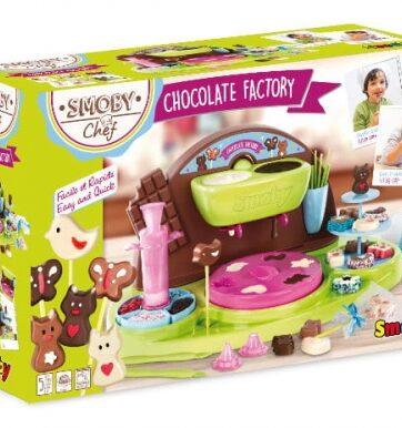 Zdjęcie Zestaw do robienia czekolady - Chef Smoby - producenta SMOBY