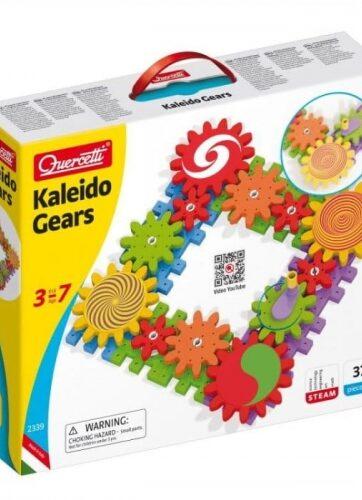Zdjęcie Zestaw konstrukcyjny kaleido gears - Quercetti - producenta QUERCETTI