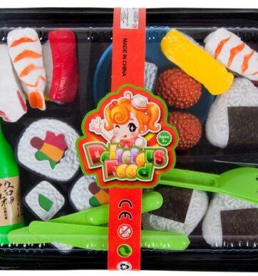 Zdjęcie Zestaw kuchenny tacka z sushi - producenta EURO-TRADE