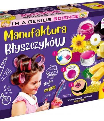 Zdjęcie Zestaw manufaktura błyszczyków - Lisciani - producenta LISCIANI GIOCHI
