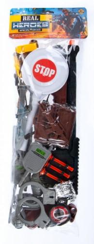 Zdjęcie Zestaw policyjnych akcesoriów do zabawy - producenta EURO-TRADE