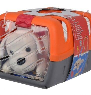 Zdjęcie Zestaw weterynarza z pluszowym pieskiem - Simba - producenta SIMBA