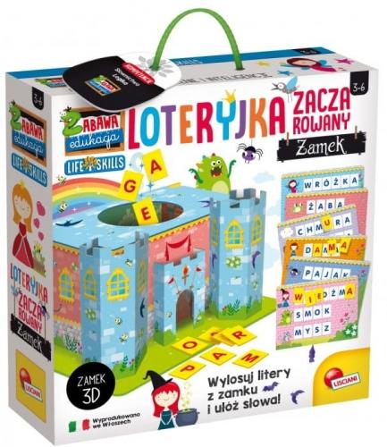 Zdjęcie Zestaw zabawa i edukacja - Zaczarowany Zamek - Lisciani - producenta LISCIANI GIOCHI