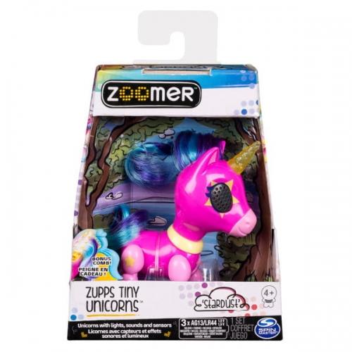 Zdjęcie Zoomer Interaktywne Jednorożce - producenta SPIN MASTER