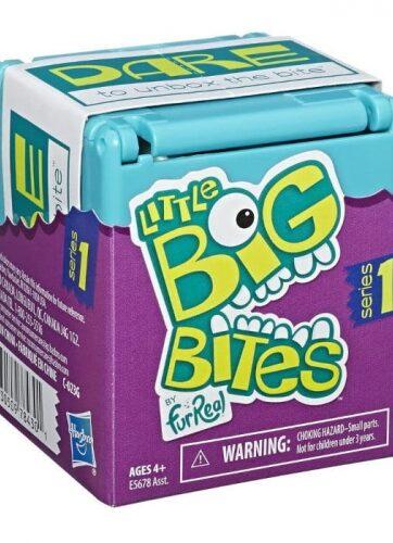 Zdjęcie Zwierzaki niespodzianki Little Big Bites by FurReal - producenta HASBRO
