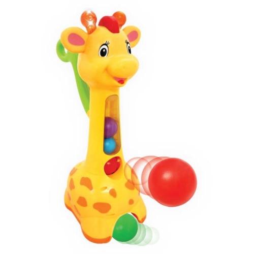 Zdjęcie Żyrafa piłeczkowy pościg - Dumel Discovery - producenta DUMEL