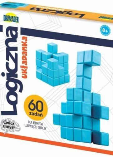 Dromader Logiczna Układanka - Kostka (13000888) od Dromader