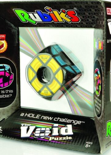 RUBIKS Kostka Rubika The Void Cube od Tm_Toys