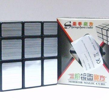 Shengshou Kostka Rubika Shengshou Mirror silver od Shengshou